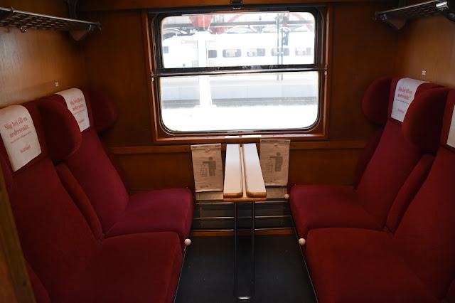 SJ train