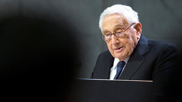Kissinger tiene un plan para evitar una nueva Guerra Fría