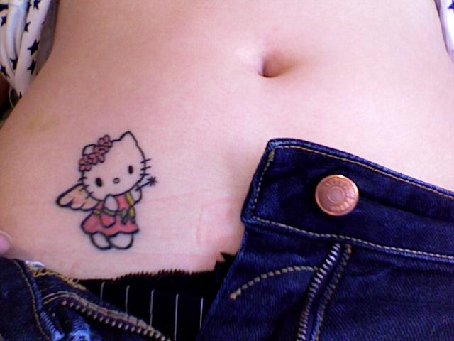 Small Hip Tattoos