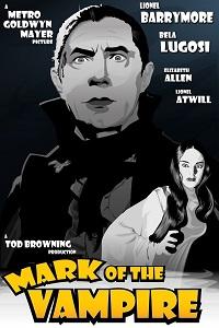 Poster Mark of the Vampire