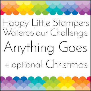 HLS December Watercolour Challenge