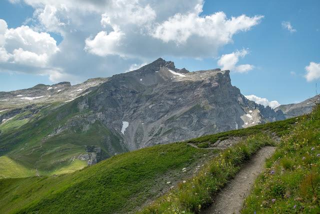 Fürstin-Gina-Weg  Augstenberg und Pfälzerhütte  Wandern in Liechtenstein 01