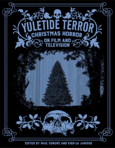 Yuletide terror poster