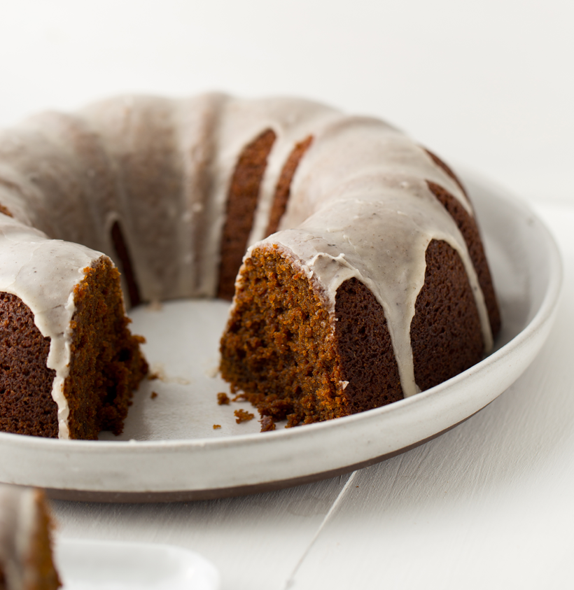 Vegan Coconut Bundt Cake