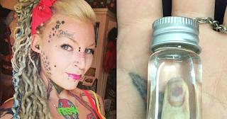 30χρονη έκοψε το δάκτυλο της επειδή ήθελε να καταφέρει κάτι - ΕΙΚΟΝΕΣ