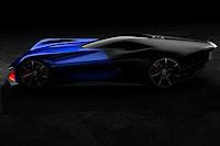 Peugeot L500 R HYbrid Concept 2016 Side