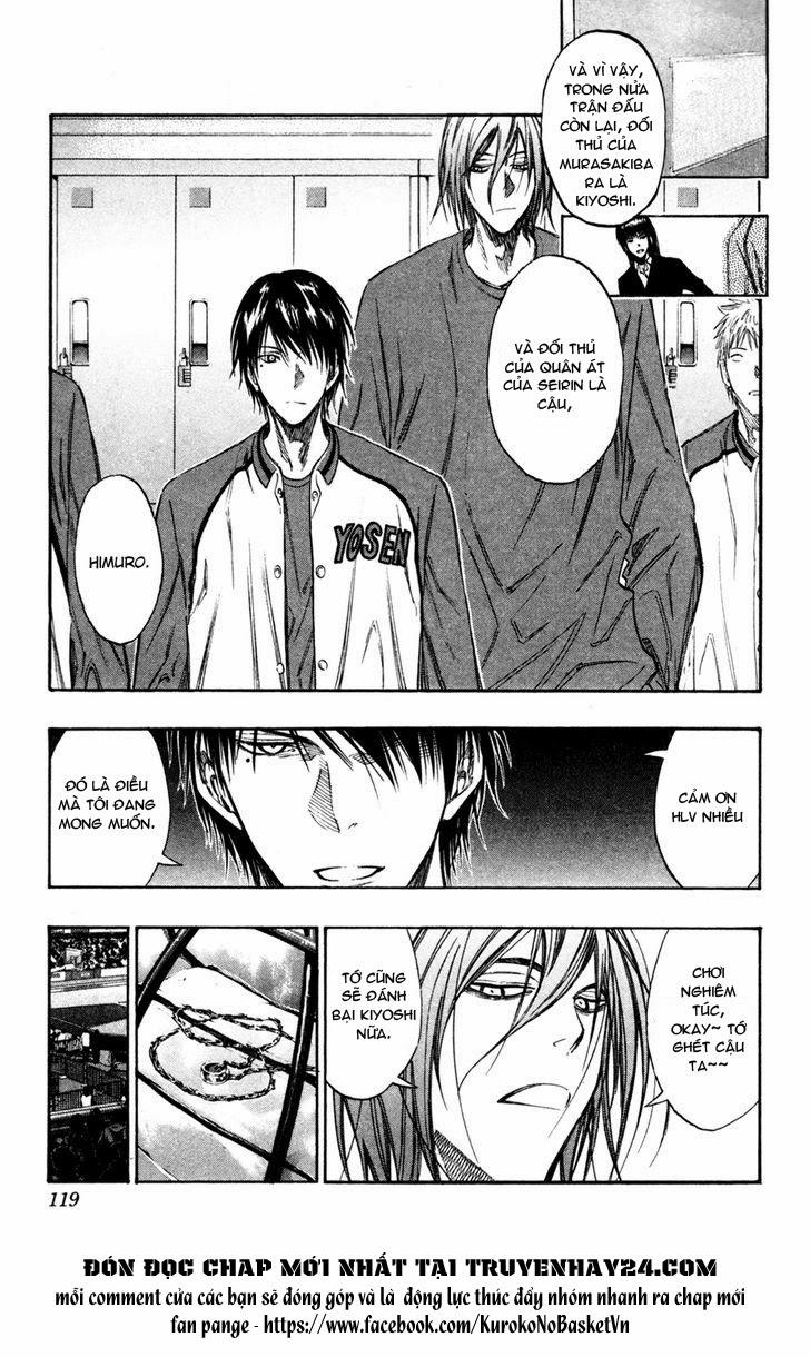 Kuroko No Basket chap 150 trang 13