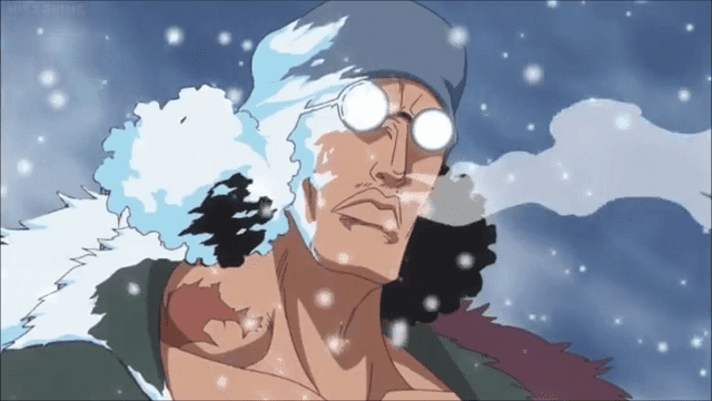 Aokiji keluar dari angkatan laut dan beraliansi dengan Kurohige