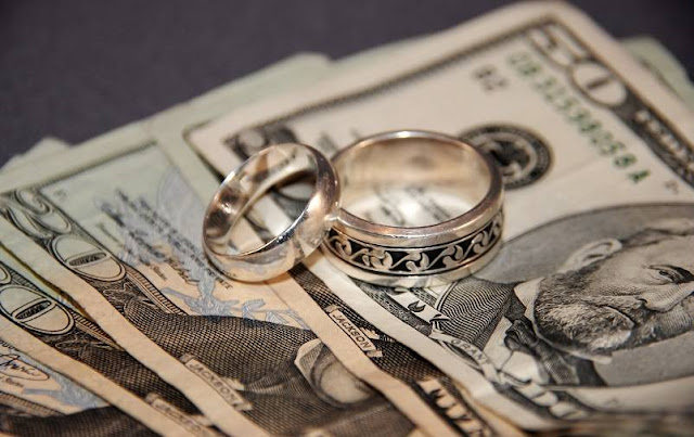 Wedding Budget via womenofworth.co