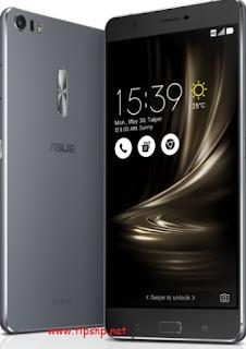 Hard Reset Asus Zenfone 3 Ultra ZU680KL Dengan Mudah