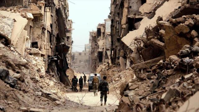 Israel contrató a Daesh para recuperar cuerpos de sus soldados