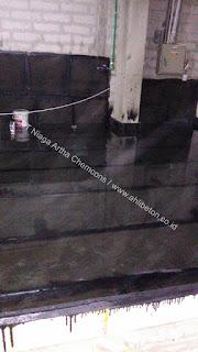 waterproofing membrane untuk kitchen atau dapur