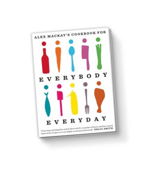 cover of Everybody Everyday by Alex Mackay