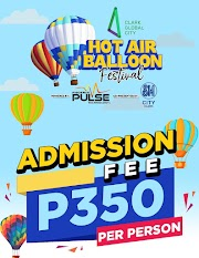 Clark Global City Hot Air Balloon Festival 2019 and How to Get There