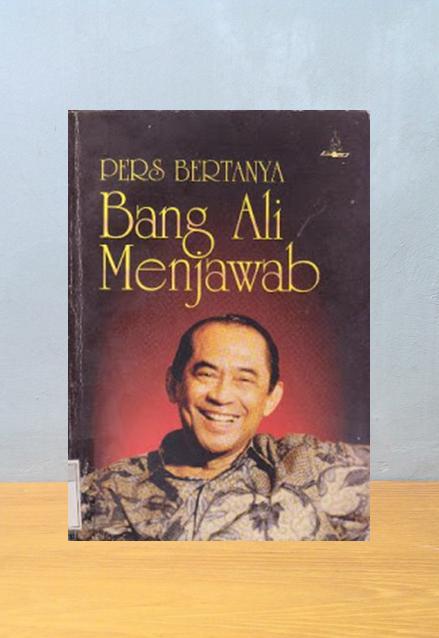 PERS BERTANYA BANG ALI MENJAWAB, Ramadhan K.H.