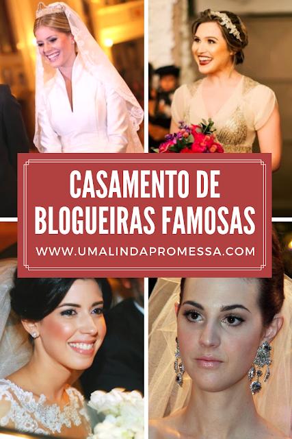 Casamento de blogueiras de moda