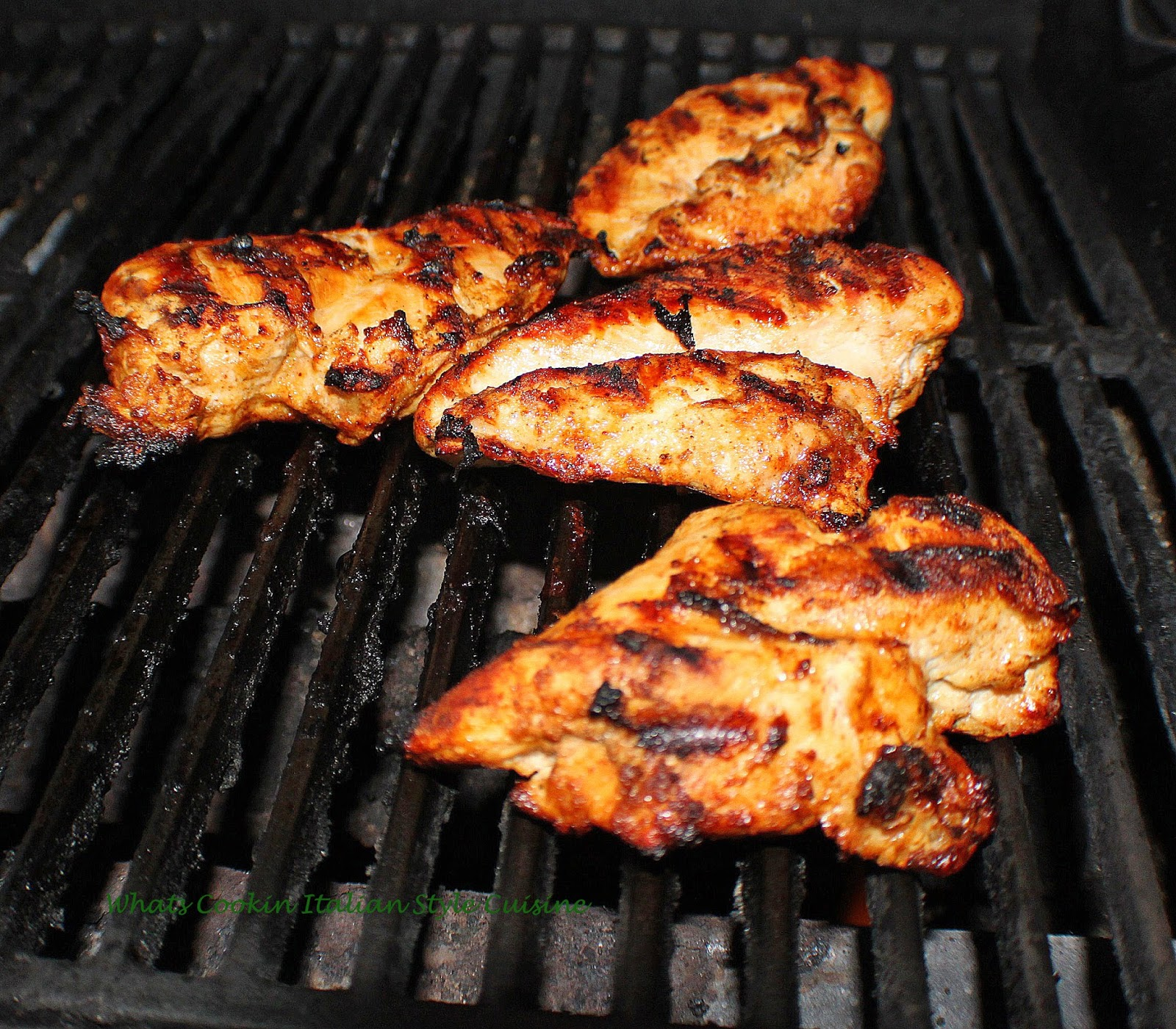 Get Grilling Recipes