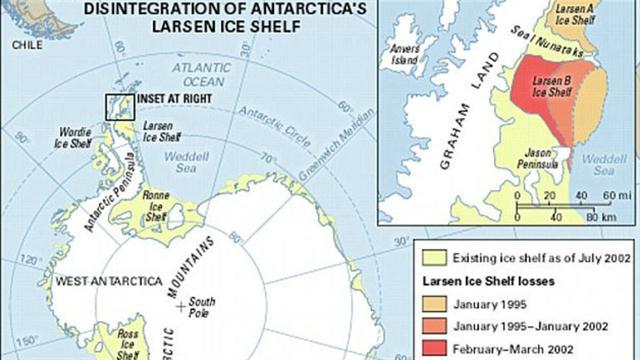 Una enorme grieta prueba que parte de la Antártida se está rompiendo Cambio-climatico-2313398w640