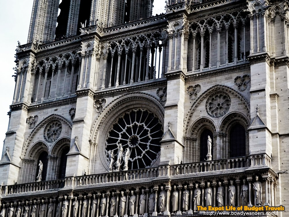 bowdywanders.com Singapore Travel Blog Philippines Photo :: France :: For the Love of Victor Hugo: Notre-Dame de Paris