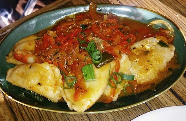Palinka, Fitzroy, East European, tapas, Russian dumplings