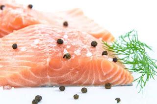 الأطعمة التي تبني العضلات - السمك