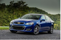 CHEVROLET SS 2016 EXTERIOR GOT SOME UPDATES