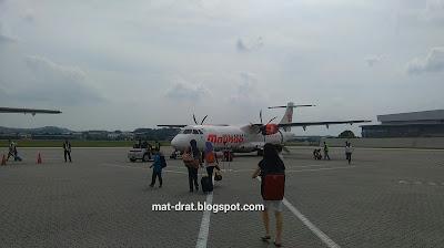Malindo Subang Airport Kuala Terengganu