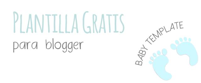 Plantilla Gratis para Blogger