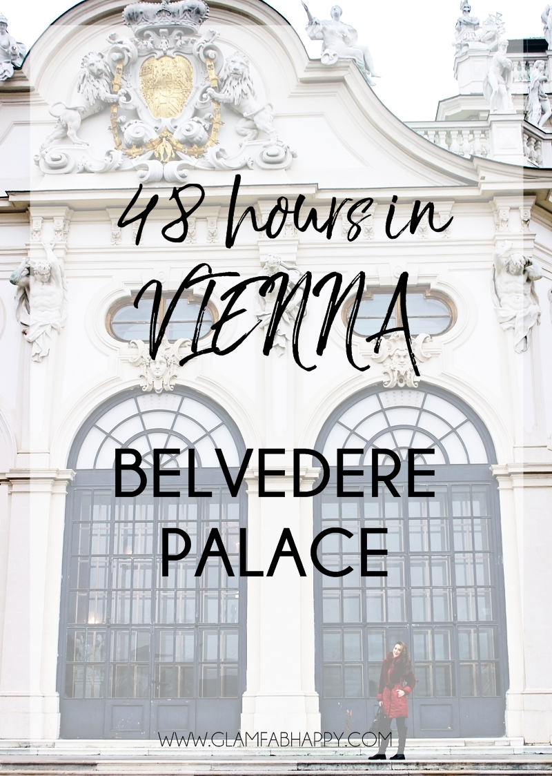 48h in Vienna Belvedere palace visit and tour, Vienna city tour