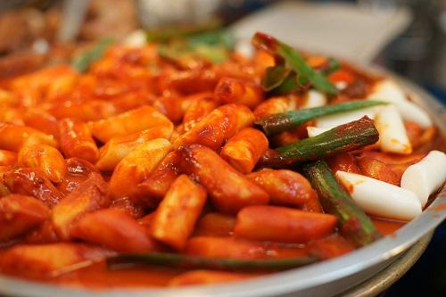 Resep Masakan Korea Tteokbokki Asli Maknyus