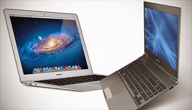 Perbedaan Ultrabook Dan Macbook Berdasarkan Kinerja