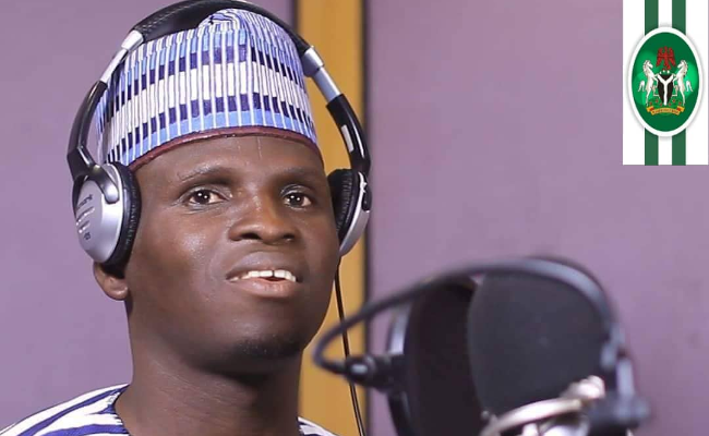 AUDIO : Rarara - Ganduje Ya Haye Mun Tafi  Rantsuwa
