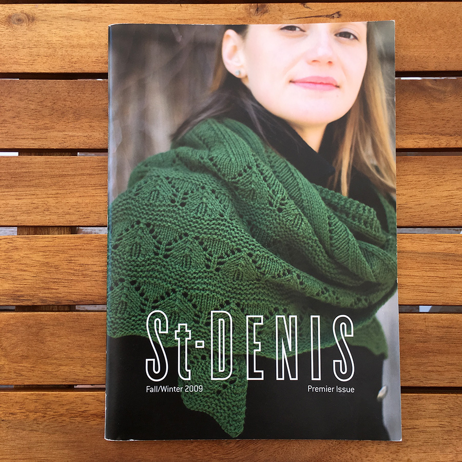 St-Denis Knitting Patterns, blogged by Dayana Knits
