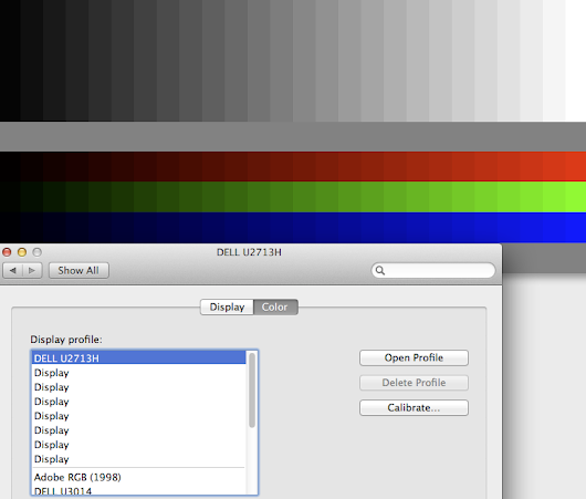 MEDICAL IMAGING ON MAC: HOW MAC'S COLOR MANAGEMENT CAN GET YOUR DISPLAY OFF CALIBRATION