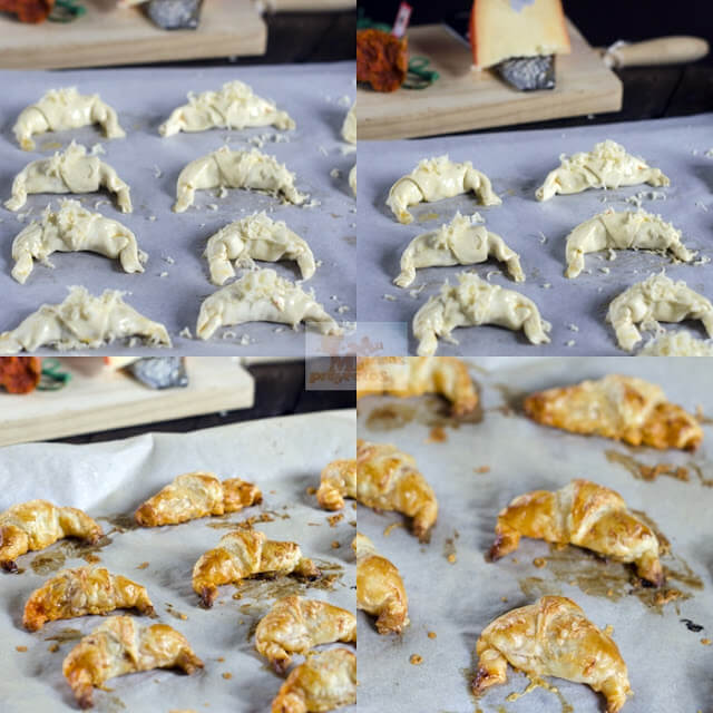 preparación de las delicias de sobrasada con confitura de higos5