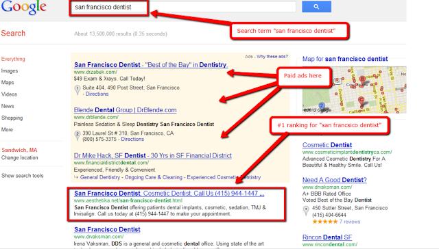 Cara Meningkatkan Traffic dari Penelusuran Search Engine Google Dengan Cara yang Sederhana