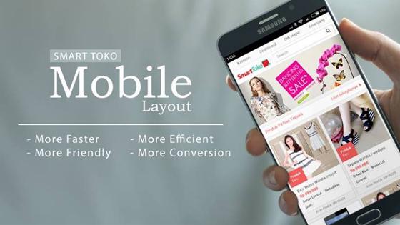 Buat Website Toko Online Yang Responsive Mobile View
