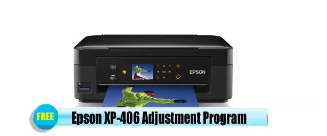 Epson  XP-406 Adjustment Program
