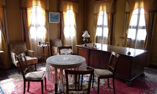 Interior de la Casa Balabanov.