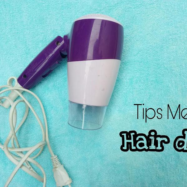 Tips Memilih Hair Dryer Terbaik