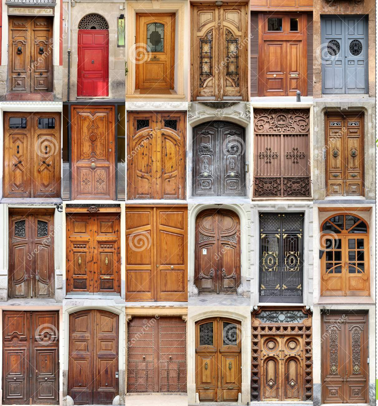 Traditional Door & Windows Designs