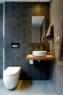 baño paredes originales