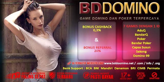 Trik Menang Judi Domino Online BdDomino