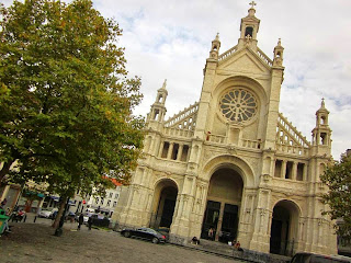 Église de Sainte Catherine in Brussels