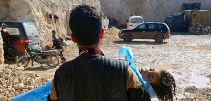 Απήχθησαν 40 παιδιά για να θανατωθούν στη ψεύτικη επίθεση με χημικά του Άσαντ