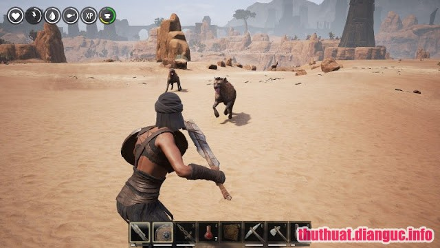 Download Game Conan Exiles Full Cr@ck
