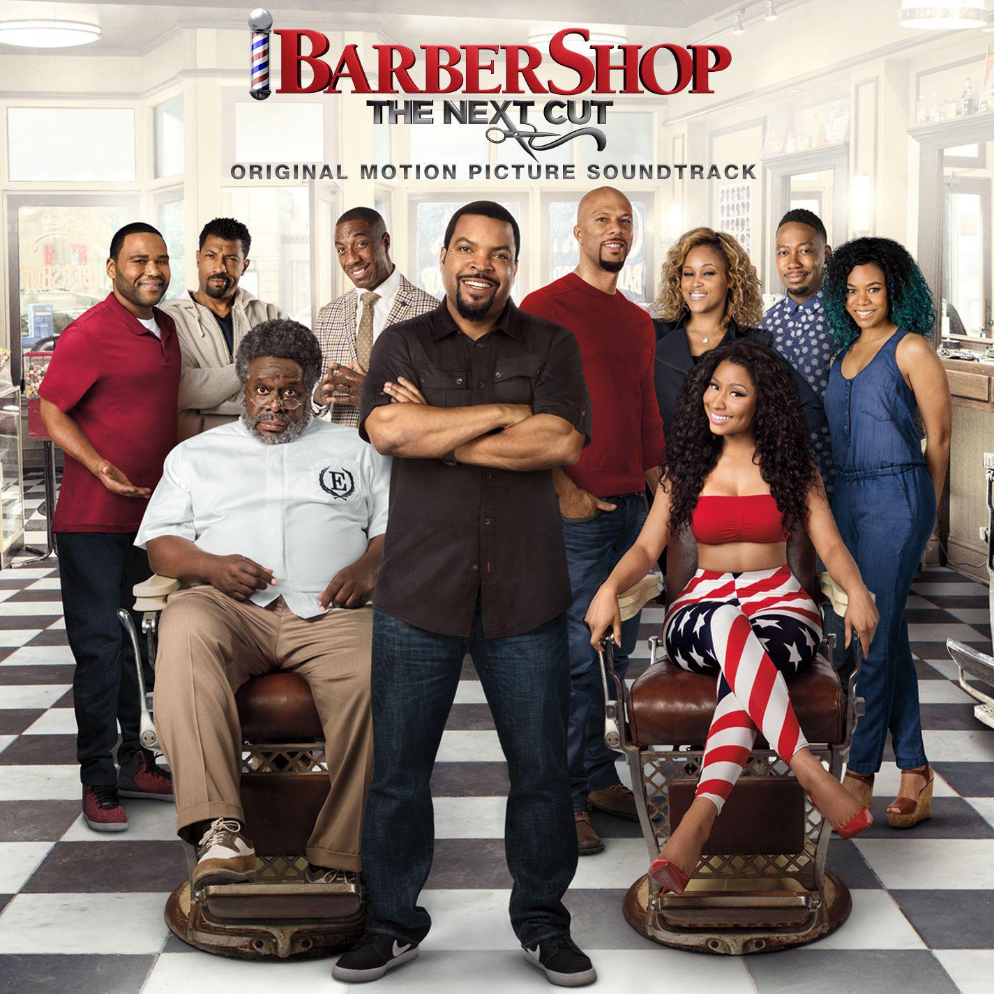 Various Artists - Barbershop: The Next Cut (Original Motion Picture Soundtrack) Cover