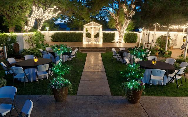 Tehachapi Wedding Venues Jennifer's Terrace