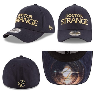 Doctor Strange Movie Hat Collection by New Era Cap x Marvel Comics