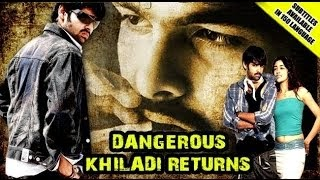 Download Dangerous Khiladi Returns (2015) Hindi Dubbed HDRip 400mb